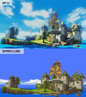 Wind Waker: Wii U vs GameCube
